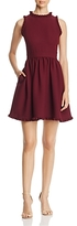 Kate Spade Ruffle Fit-and-Flare Dress