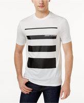 Armani Exchange Men's Stripe T-Shirt