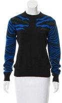 Torn By Ronny Kobo Patterned Knit Sweater