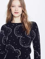Mother Replica Los Angeles - Clouds Sweater - Black/Silver
