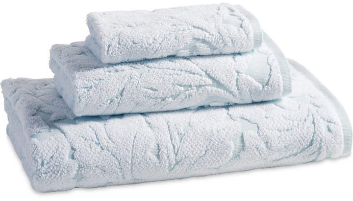 Kassatex Foglia Cotton Bath Towel Collection