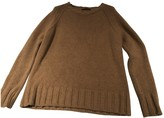 Agnona Camel Cashmere Knitwear