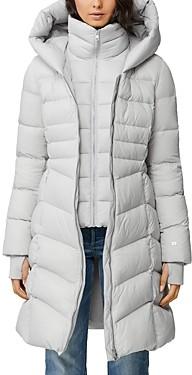 Soia & Kyo Roux Down Puffer Coat