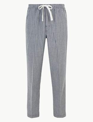 Marks and Spencer Sleepwell Striped Pyjama Bottoms