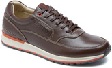 Rockport Coach Brown CSC Mudguard Leather Sneaker - Men