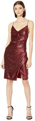 ASTR the Label Yours Truly Dress (Maraschino Red) Women's Clothing