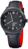 Mondaine Helvetica No1 New York Edition Watch, 43mm