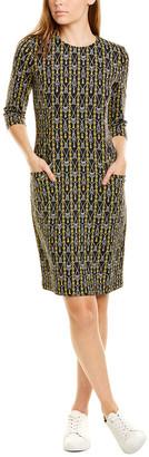 J.Mclaughlin Catalina Cloth Catalyst Sheath Dress