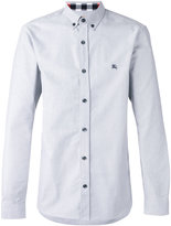 Burberry button down shirt - men - Cotton - M