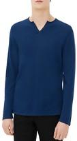 Sandro V-Neck Sweater