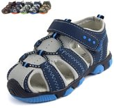 Fashiontown Summer Beach Outdoor Sport Sandals Kids Breathable Shoes Closed-toe Water Sandals for Boys(Toddler/ Little Kid/ Big Kid)