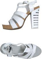Alberto Guardiani BEACH Platform sandals
