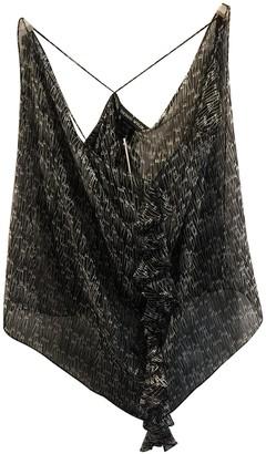 Thomas Wylde Silk Top for Women