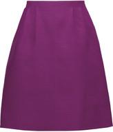 Oscar de la Renta Flared woven skirt