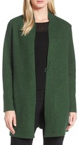Eileen Fisher Petite Women's Boiled Wool Jacket