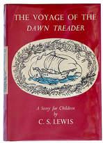 One Kings Lane Vintage C. S. Lewis' Voyage of The Dawn Treader