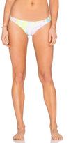 Mara Hoffman Reversible Low Rise Bikini Bottom