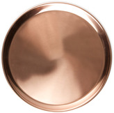 Houseology Jansen + co Copper Tray Round Small
