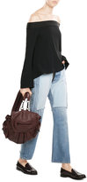 Alexander Wang Leather Mini Marti Backpack