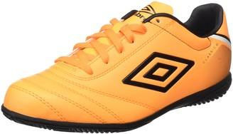 Umbro Unisex Adults 81271U-EPY Fitness Shoes Multicoloured (Naranja/Negro Naranja/Negro) 8.5 UK