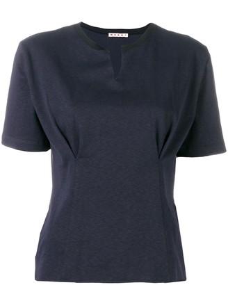 Marni v neck T-shirt