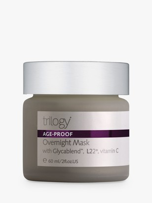 Trilogy Age-Proof Overnight Mask, 60ml