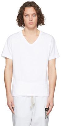 Maison Margiela White AIDS Charity T-Shirt