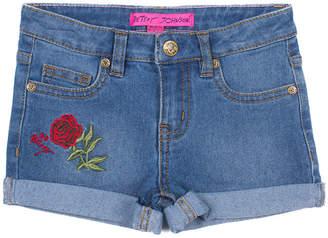 Betsey Johnson Betsy Johnson Girls' Denim Short