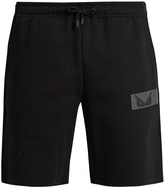 Fendi Bag Bugs cotton-blend shorts