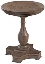 Bassett Mirror Hitchcock Round Side Table