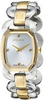 Escada Women's IWW-E2635034 Charlene Diamond-Accented Watch with Two-Tone Bracelet