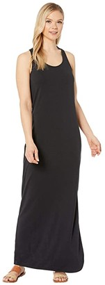Lole Luisa Long Dress (Black) Women's Dress