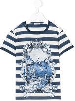 Dolce & Gabbana Sicilian Majolica print T-shirt - kids - Cotton - 2 yrs
