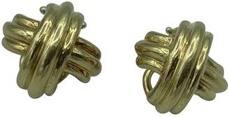Tiffany & Co. Gold Yellow gold Earrings