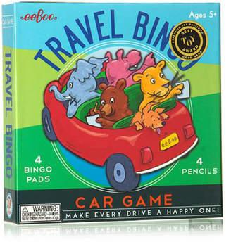 Eeboo Travel Bingo Car Game
