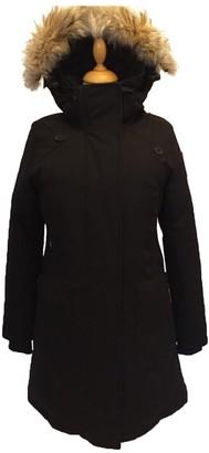 Nobis Black Coat for Women