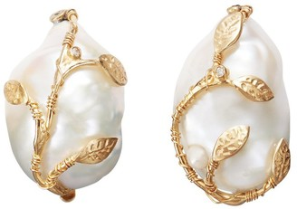 OF RARE ORIGIN Hedera Earrings