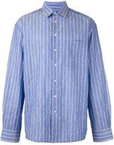 Raf Simons striped shirt