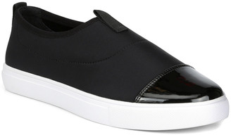Donald J Pliner Syla Crepe Sneaker