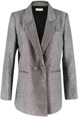 Anine Bing Silver Jacket for Women