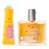 Love + Toast Love & Toast Mandarin Tea Handcreme and Eau de Parfum Set