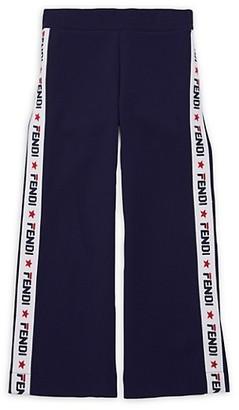 Fendi Boy's Track Pants