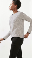 Esprit Densely knitted jumper, blended cotton