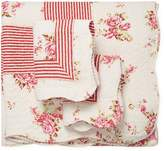 Melange Home Rose Bouquet Reversible Cotton Quilts