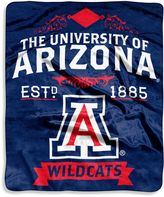 Bed Bath & Beyond University of Arizona Raschel Throw Blanket