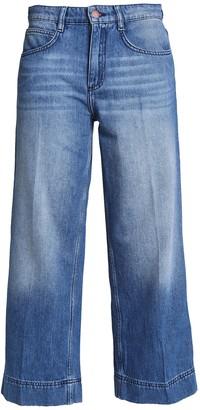BA&SH BA & SH Denim pants