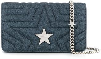 Stella McCartney quilted star cross-body bag