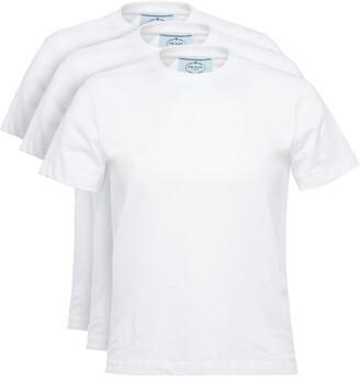 Prada 3 pack T-shirt set