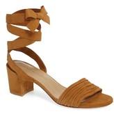 Stuart Weitzman Women's Swifty Wraparound Sandal