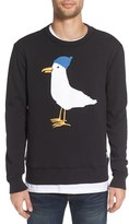 Altru 'Seagull' Graphic Crewneck Sweatshirt